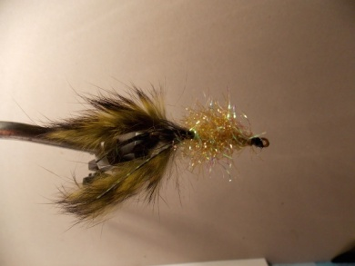 Fly tying - Crazy Crawdad HPU - Step 13
