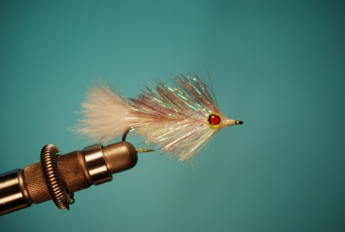 Fly tying - Pearl Shad - Step 5