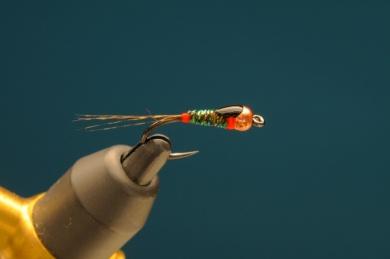 Fly tying - Favorite Pellet  - Step 5