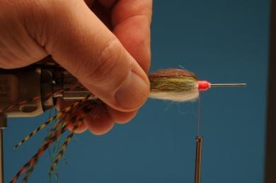 Fly tying - Autumn Hope - Step 10