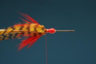 Fly tying - Autumn Hope - Step 5