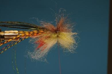 Fly tying - Autumn Hope - Step 9