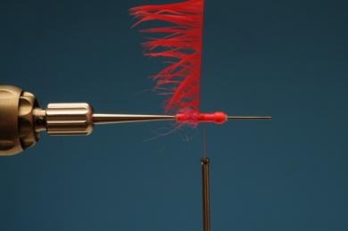 Fly tying - Autumn Hope - Step 3