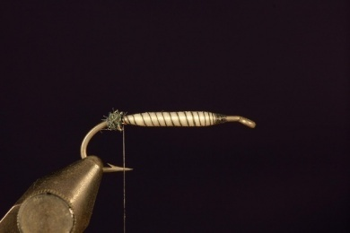 Fly tying - Prince Nymph - Step 3