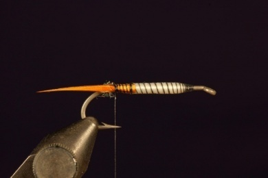 Fly tying - Prince Nymph - Step 4