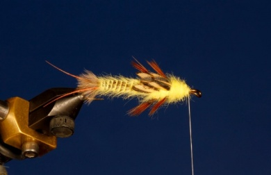 Fly tying - Yellow Stone - Step 9