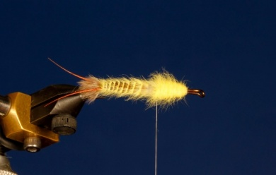 Fly tying - Yellow Stone - Step 7