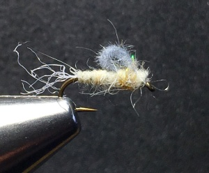 Ghost Loopwing Emerger ( PMD/Sulpher )